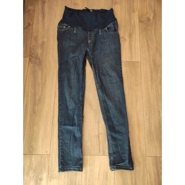 Jeansy ciążowe rozmiar L