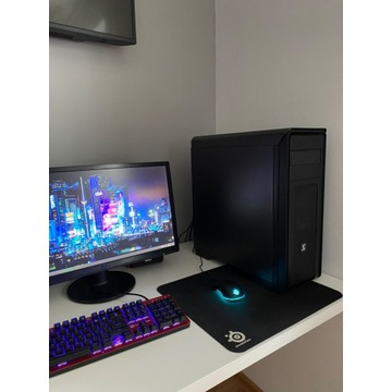 Komputer do gier GTX 1660 Super, Intel i5 16gb RAM