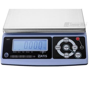 Waga sklepowa laboratoryjna LEGALIZOWANA 3kg 6kg