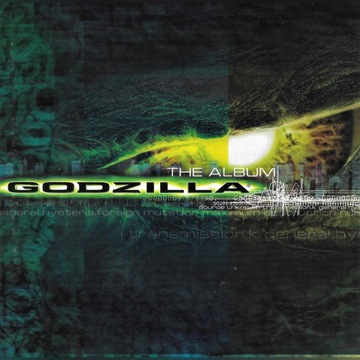 Godzilla - The Album - 1998 - CD