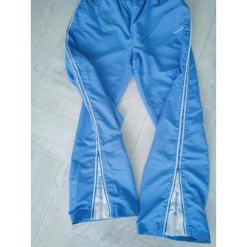Spodnie dresowe męskie firmy Reebok rozmiar M