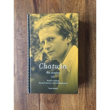 Książki / Bruce Chatwin / Listy /SUPER CENA !