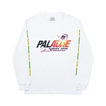 Palace palache longsleeve white