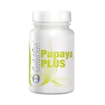 Papaya Plus Calivita - naturalne enzymy trawienne