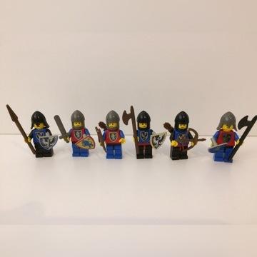 Lego Castle 6102 Castle Mini Figures Rycerze