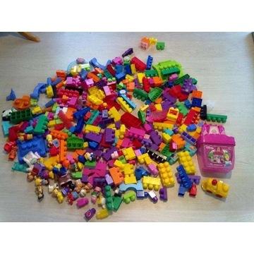 Klocki Mega Bloks -Fisher Price 300szt.