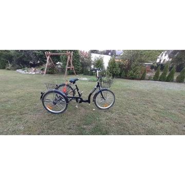 Rower Kamrad  rehabilitacyjny