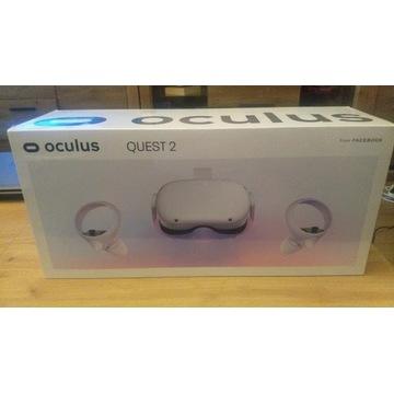 Najnowszy Oculus Quest 2 64GB VR