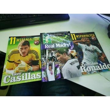 Iker Casillas, Cristiano Ronaldo, Real Madryt 3szt