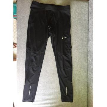 Spodnie do biegania Nike, rozmiar XL, stan bdb