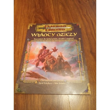 Władcy dziczy Dungeon and Dragons