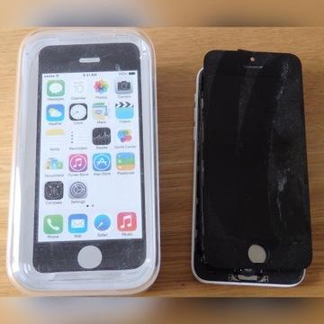 Iphone 5c 16 GB uszkodzony, na części