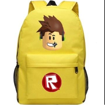 Plecak szkolny Roblox.