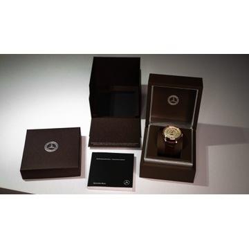 Męski zegarek Classic Gold Mercedes-Benz