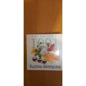 1001 przepisów Kuchnia dietetyczna