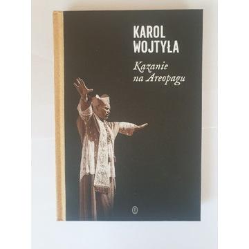 Karol Wojtyła kazanie na Areopagu