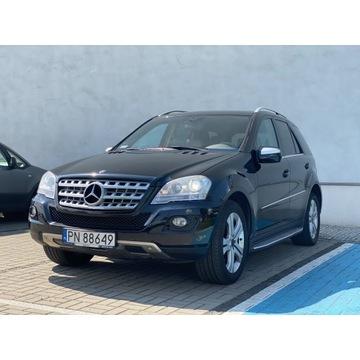 Mercedes ML 350 CDI SALON POLSKA BEZWYPADKOWY