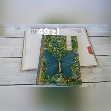 Kalendarz - rękodzieło ART-oryginalny na prezent:)