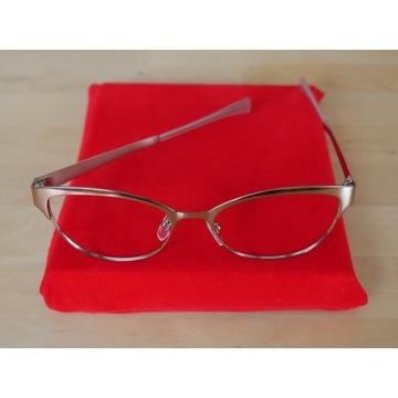 Oprawki okularowe Versace