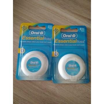 Nić dentystyczna oral-b  50m