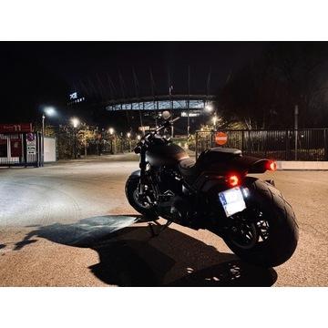 Harley Davidson Fat Bob -model 114