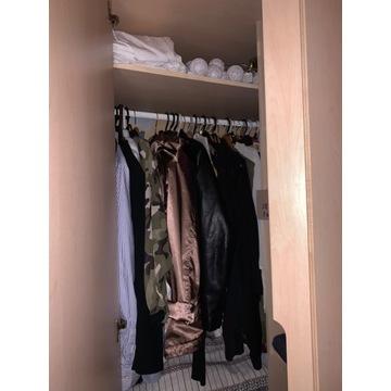 Duża szafa na ubrania