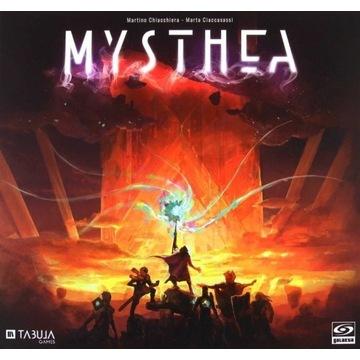 Mysthea gra planszowa