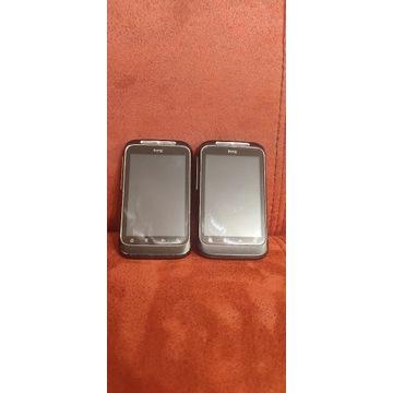 HTC WILDFIRE S 2szt. Licytacja od 1zł. ZAPRASZAM