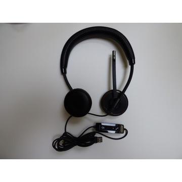 Platronics Blackwire 520 słuchawki +mikrofon do PC