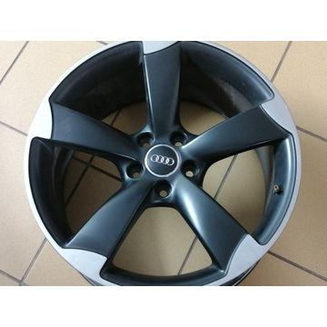 "Oryginalne Felgi Audi 19"" Rotor A4"