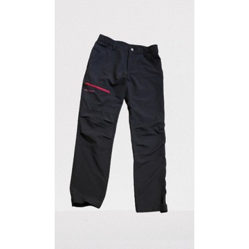 NORHEIM dzieciece spodnie trekkingowe softsell 14