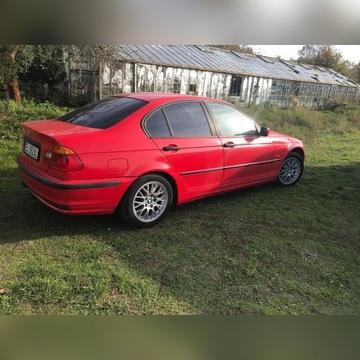 BMW e46 części