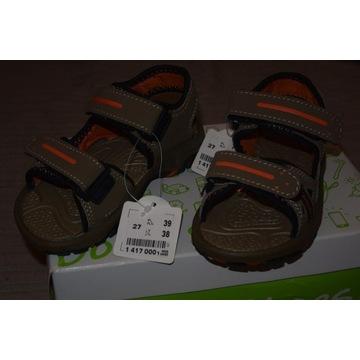 Bobby shoes sandałki 27 lekkie