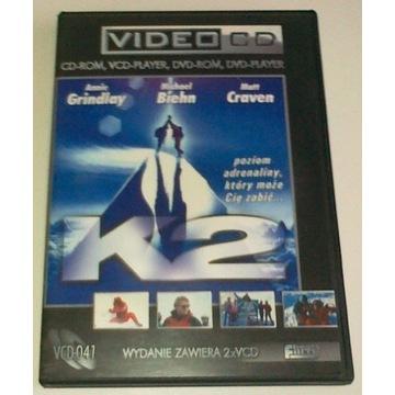 K2 (2 VCD) - A. Grindlay, M. Biehn, M. Craven