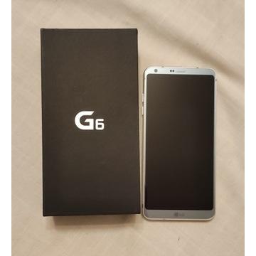 Smartfon LG G6 ThinQ LG-H870 Platinum