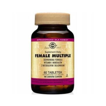 Solgar Female Multiple dla kobiet tabletki