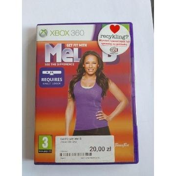 Get Fit with MEL B, wersja pudełkowa, XBOX360