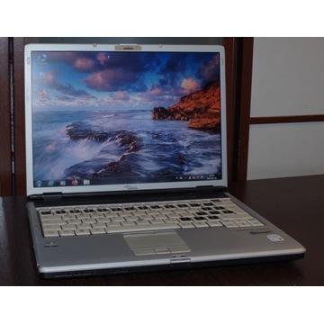 Laptop Core Duo do starszych gier i pracy. W pełni