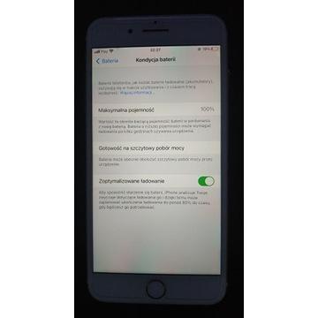 Apple iPhone 7+ Plus 128GB Gold - Złoty