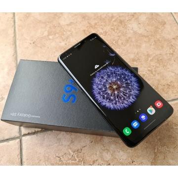 Samsung Galaxy S9 plus jak NOWY