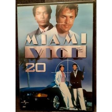 Miami Vice 20 DVD odcinek 39 i 40