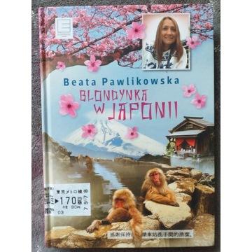 Blondynka w Japonii, Beata Pawlikowska