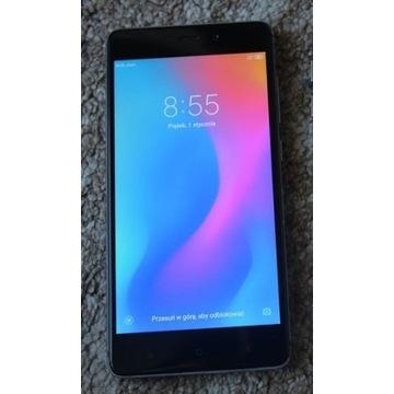 Xiaomi Redmi Note 4- od kobiety, komplet.