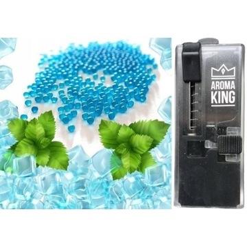 APLIKATOR + MIĘTA ICE 200 sztuk kulki smakowe