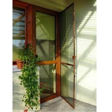 Moskitiery (siatki) okienne i drzwiowe na wymiar