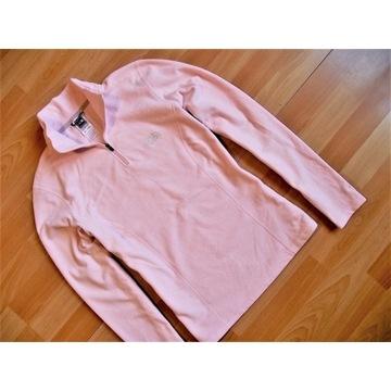 The North Face TKA 100 damska lekka ciepła bluza S