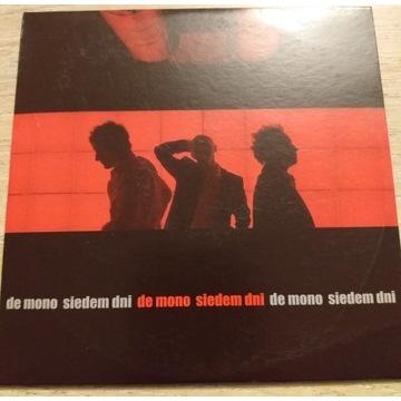 De Mono siedem dni (singiel cd)