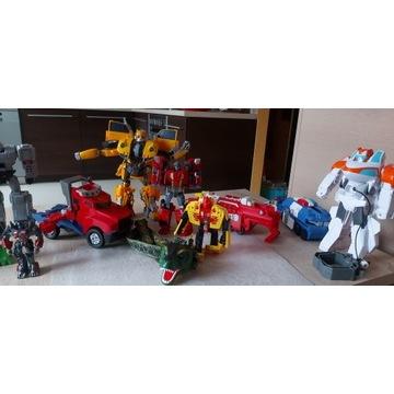 Transformers roboty