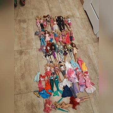Barbie zestaw monster bcm od 1zł