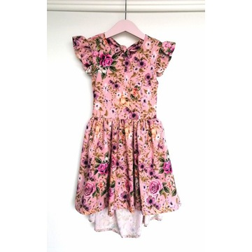 Sukienka 116-158 polski producent-GRATIS